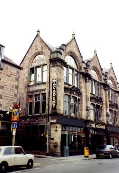 The former AI Welders office in Academy Street.