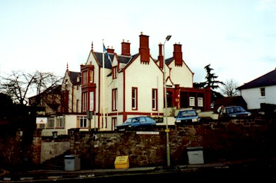 """Viewhill"" on Old Edinburgh Road"