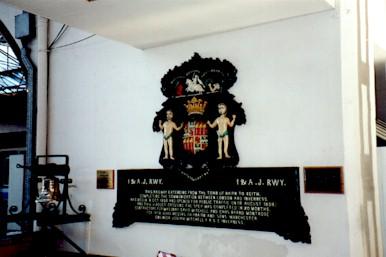 The Murdoch Paterson Plaque